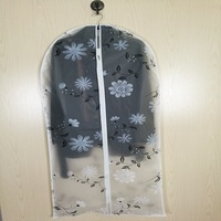 Unisex Clear Plastic Garment Cover PEVA Storage Garment Bags Dance