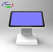 Touch POS computer all in one sale terminal for hotel supermarket