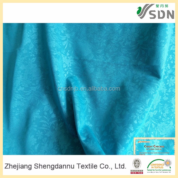 cheap price new fashion fabric polyester dress materials