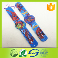 Printing luxury kids watch custom your design with slap watch