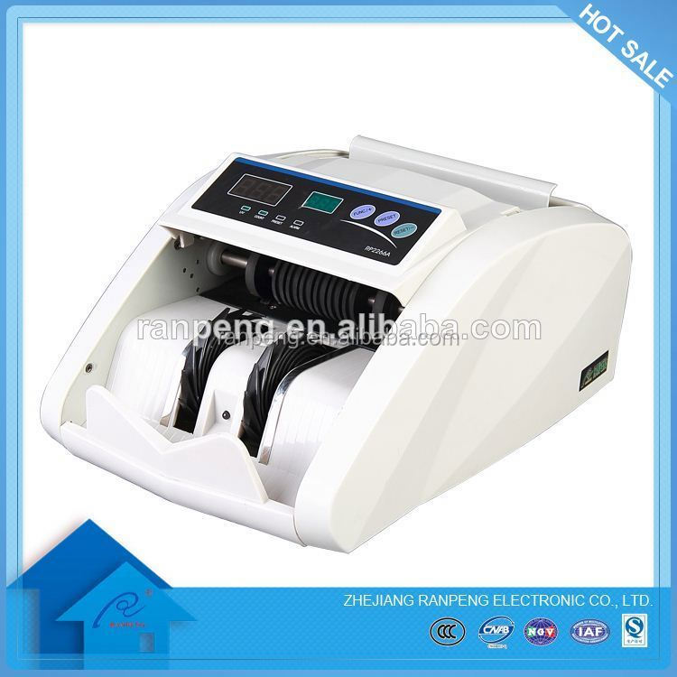 12 months 2014 Newest Supply 40000 units per month euro money counter and detector