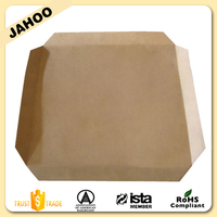 High Strength Pull and Push Brown Anti Paper Slip Sheet Pallet for Heavy Cargo