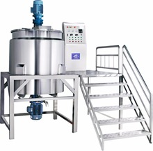 Chinese Manufacture Laundry Soap Making Machine in Stainless Steel Made in China