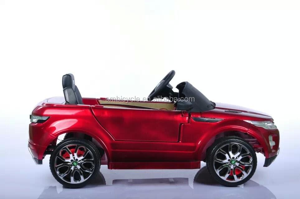 jouet range rover évoque