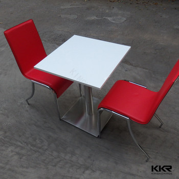 KKR Manufacturer Acrylic Solid Surface Sheets Korean Solid Surface Table Top