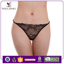 OEM Service Magic Ladies Comfortable No String Thong Panties
