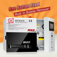A+ brand new KO MAG Vacuum OCA lamination machine cracked cellular phone lcd screen repair machine oca laminator phones repair
