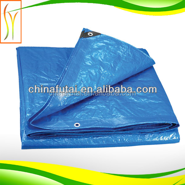 Chinese Big Factory Directly Supply Camping Tarp 100% Virgin HDPE Tarp For Tent PE Tarp for Trucks Covering