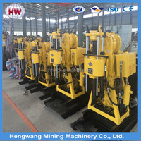 HWHZ-200Y Good water well drilling rig price,Used Borehole core Drilling Machine for Sale