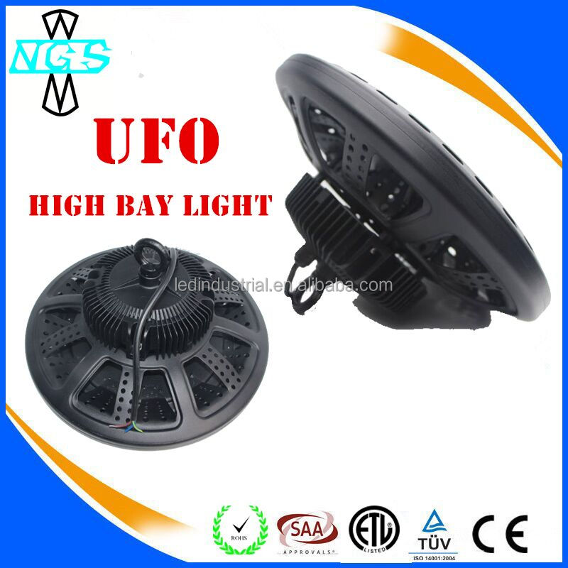 High quality Explosion-proof UFO LED e40 high bay lights 100w smd