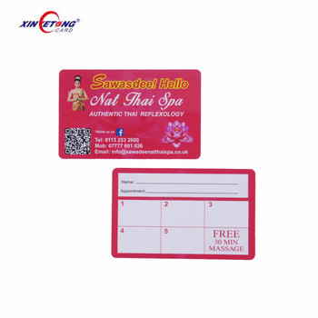 Wholesale Low Cost RFID Card with Custom Printing Business card smart rfid nfc plastic key card price
