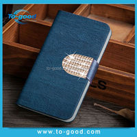 2014 Newest Ultra Thin Flip PU Leather Mobile Phone Case For Gionee E7,Leather Universal Flip Phone Case