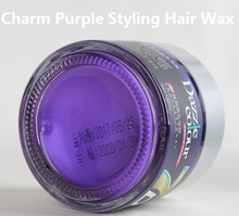 Charm Purple Styling Hair Clay japanese lighter brands halal cosmetics malaysia nest 3rd generation
