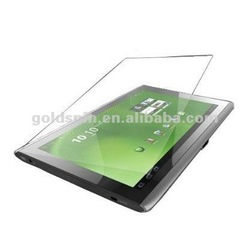 Transparent LCD Screen Protector for ACER from Manufacturer