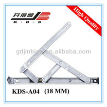 Aluminum window steel bar hinge steel window fittings (KDS-A04)