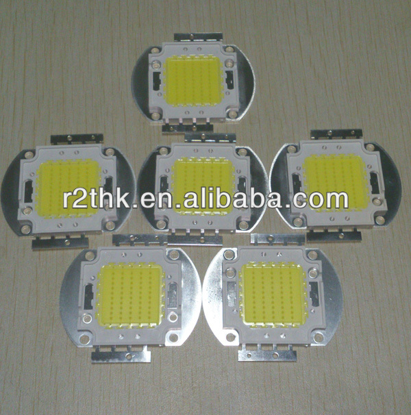 led componet,high brightness led 120lm/w Epileds genesis bridgelux epistar chip led 80w with CE&RoHS