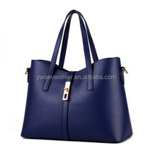 Hot sale new design ladies bag big simple style handbag