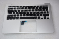 "Laptop Spanish layout A1502 Top case with keyboard For Apple MacBook Pro A1502 13"" Retina 2015 Topcase"