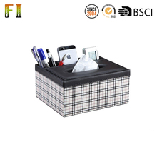 Factory Supply PU leather stationery holder products