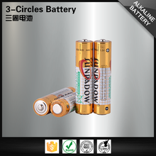 Nice reputation stable powerful LR03 am4 aaa size alkaline battery
