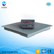 Hot sell 0.8m*0.8m/1m*1m 1ton platform <strong>scale</strong> for sale