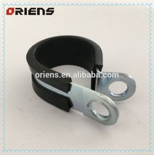 Carbon steel hose clamp spring clip 21mm P clip