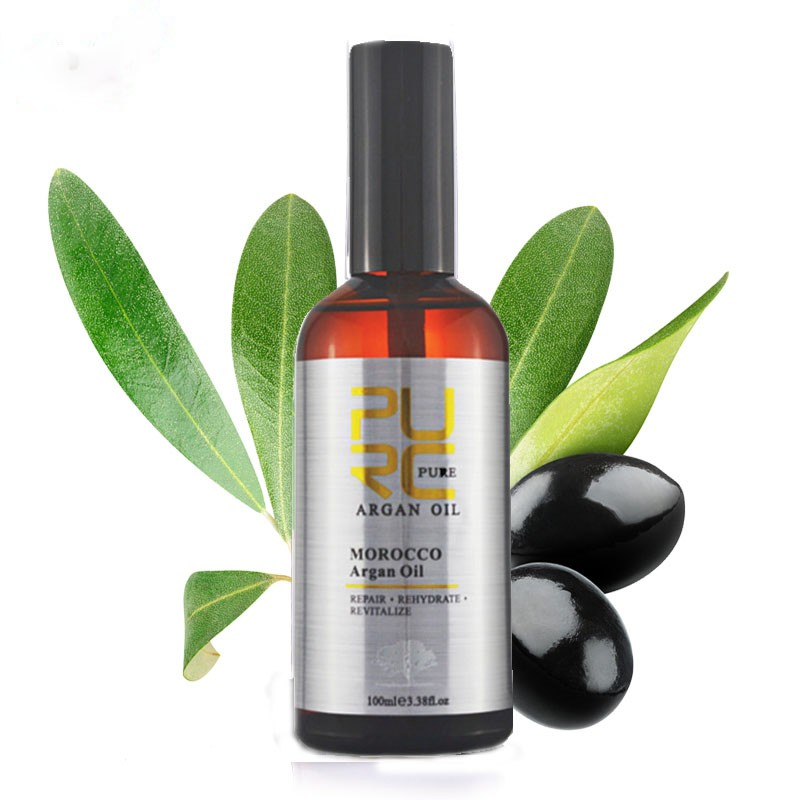Truely Morocco organic oil against UV Argan Oil