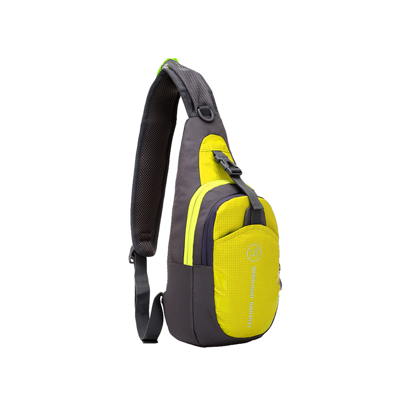 Genuine Shoulder Backpack Sling Chest Bag Sport Rucksack Bag Cross Body Bags