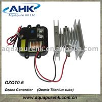 Small Ozone Generator Part 600 mg/h for drinking water