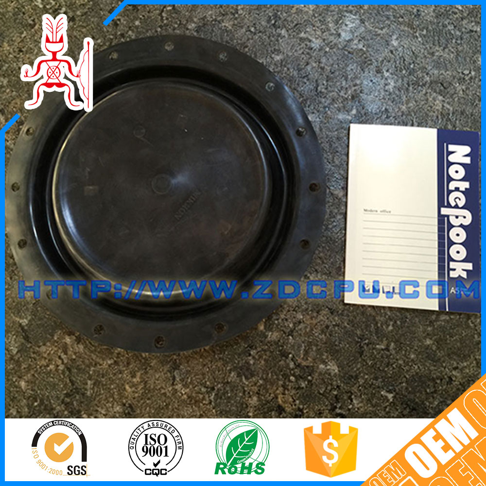Low Price rubber to metal bonded diaphragm