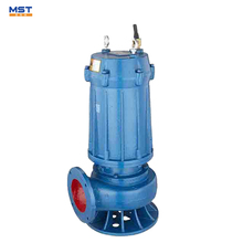 Electric driven submersible sewage pumps