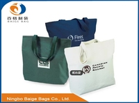 china manufacture standard size cotton canvas expandable file tote bag