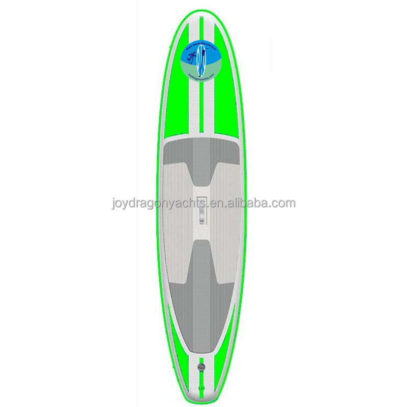 2016 Colorful floating inflatable paddle board with accessories