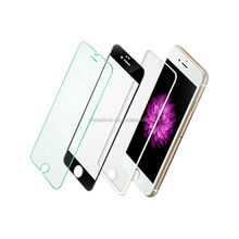 Custom made package premium 9h 2.5D round edge tempered glass screen protector for all kinds of cellphone