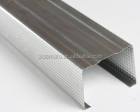 dry internal partition walls metal stud track office partition interior decoration building materials