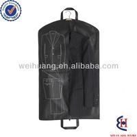 Non woven mens suit garment bags