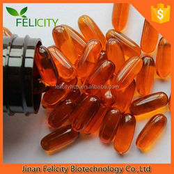 Beauty care product vitamin E softgel in bulk