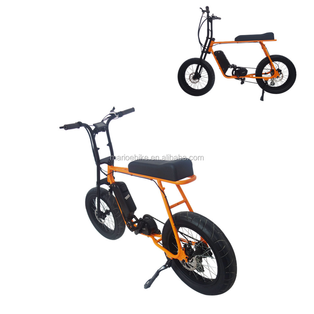 Newest Personal Transporter Citycoco Style Scooter 500W Power Bike Motorcycle