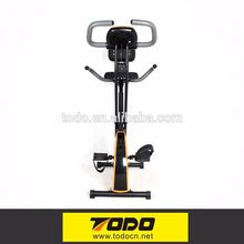 Compact Adjustable Fitness Tracker orbit exercise bike images