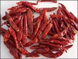 India And China Dried Chilli