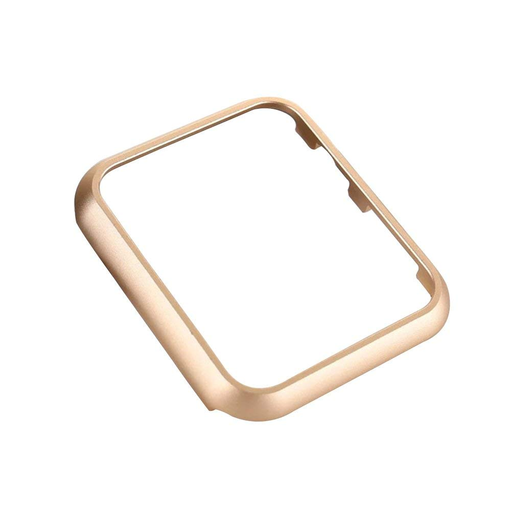 Aluminum case For Apple Watch 4 Series4 Series 3 Series 2 Series 1 38mm 40mm 42mm 44mm Protector Cover Frame