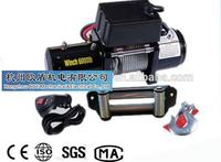 Shandong China Jinxin 10000lb 12000lb heavy duty portable electric car trailer winches