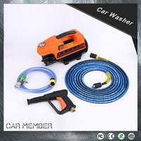 Car Member 220V New Model 1700W High Pressure Portable Battery Powered Car Washer