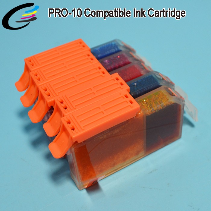 Compatible for Canon Pixma Pro-10 Ink Cartridge PGI-72