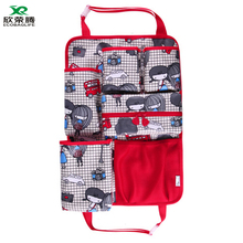 New Arrival Multifunctional Baby Daiper Caddy Car Backseat Organizer Mummy Bag