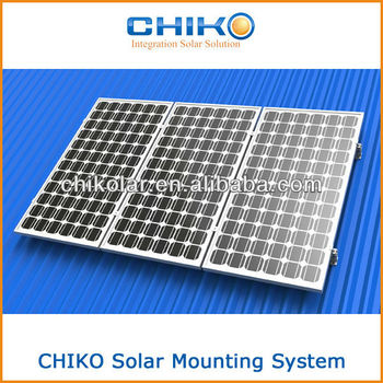 Solar Photovoltaic roof racking