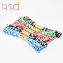 HSD Ribbon Fashion Colorful gift cotton craft twine packaging rope