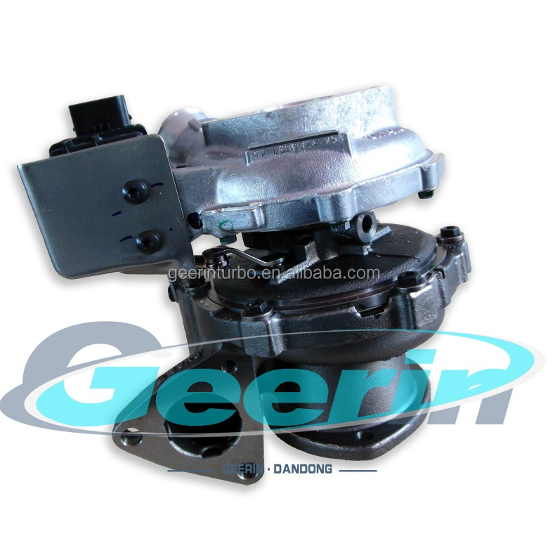 Geerin GTB2256VK turbo BK3Q-6K682-AB 812971 798166-0007 turbocharger for Ford ranger Transit 2.2 TDCI Engine