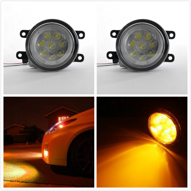 car parts led fog lamp for toyota hilux vigo