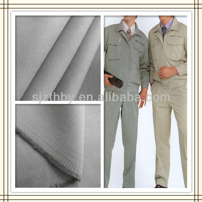 workwear uniform textile fabric for clothing